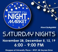 University City Night Market @ Shoppes at University